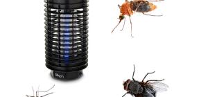 Svjetiljke za uništavanje letećih insekata