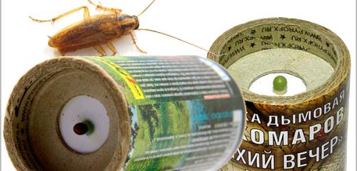 Insekticidne dimne bombe koje ubijaju žohare u stanu
