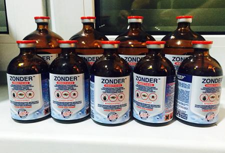 Lijek za stjenice Zonder i recenzije o korištenju ovog lijeka